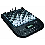Electronic Chess Wizard Game