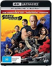 Fast & Furious 9 [2 Disc] (4K Ultra HD + Blu-Ray)