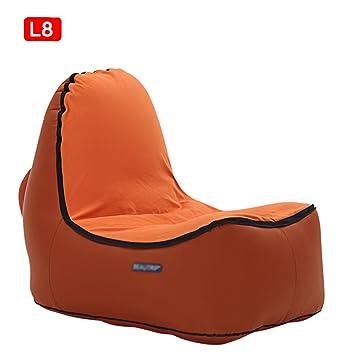 Esteras para sillas Saco de Dormir Inflable del Aire de la Cama al Aire Libre Sofá