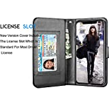 Tekcoo Wallet Case for iPhone 11 Pro / iPhone11 Pro