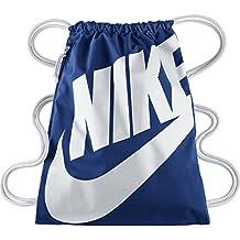 Nike Heritage Gym Sack (Royal Blue/White/White)