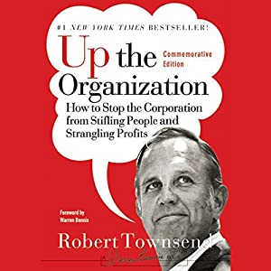 Up the Organization Audiobook