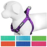 Blueberry Pet 7 Colors Step-in Classic Dog Harness, Chest Girth 15.5