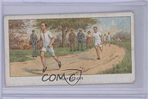 - Marathon (Trading Card) 1925 Turf Sports Records Series 2 - Tobacco [Base] #29