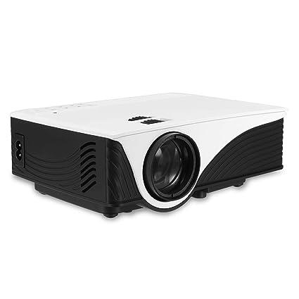 Accesorios cargador WIFI pequeño y elegante proyector for el ...