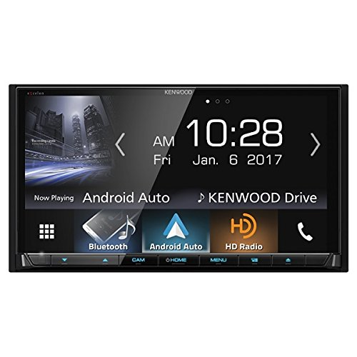 Click to buy Kenwood Excelon DDX9904S In-Dash DVD Receiver with Apple CarPlay & Android Auto - From only $639.95