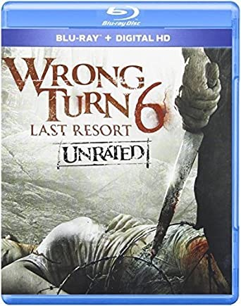 movie wrong turn 6 download