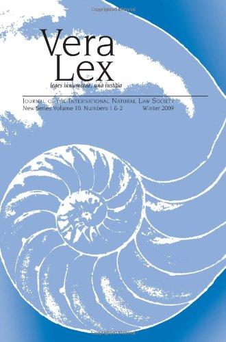 Vera Lex Vol. 10