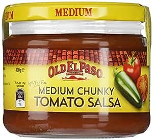 Old El Paso Medium Chunky Tomato Salsa 300g