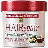 Organic Root Stimulator Hairepair Intense Moisture Creme, 5 Ounce