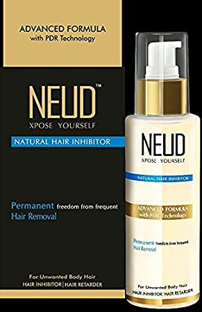 Amazon.com: NEUD - Inhibidor de pelo natural para la ...