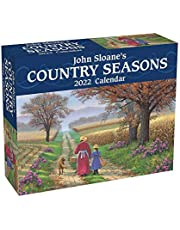 John Sloane's Country Seasons 2022 Day-to-Day Calendar