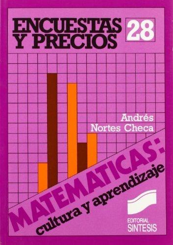 Encuestas y Precios (Spanish Edition) by Andres Nortes Checa - Norte Del Mall