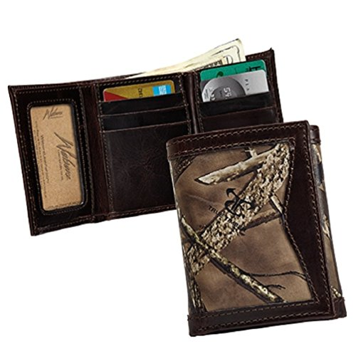 Trifold Wallet Timber Leather Camo Timber True Premium True Premium Men's Men's Leather Camo 7xP6InAw
