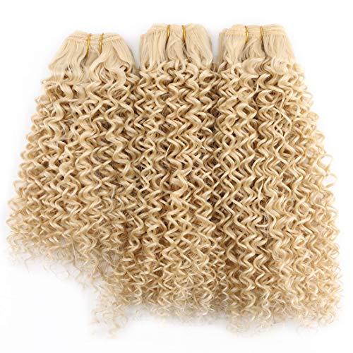 Synthetic Bundles Blonde 100Gram Bundle