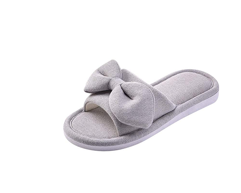 Zixing Ouvert Femmes Mignon Doux Doux Intérieur Chaussures Ydrvvsol-073053-5500559 Chaussures Tendance