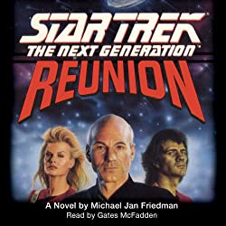 Star Trek, The Next Generation: Reunion (Adapted)