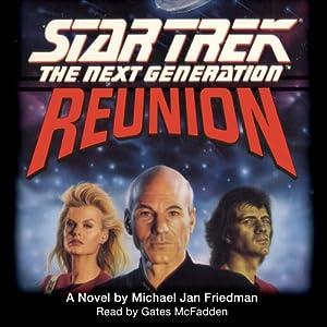 Star Trek, The Next Generation: Reunion (Adapted) Audiobook