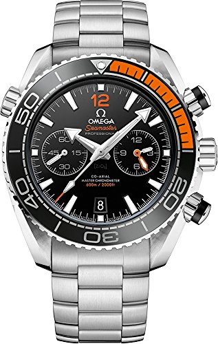 Omega Seamaster Planet Ocean Chronograph Automatic Mens Watch 215.30.46.51.01.002