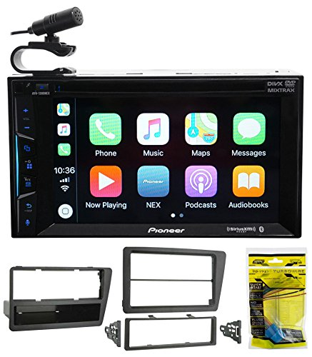 Pioneer Bluetooth DVD Receiver iPhone/Android/CarPlay For 02-05 Honda Civic (Honda Civic Si Tuners)
