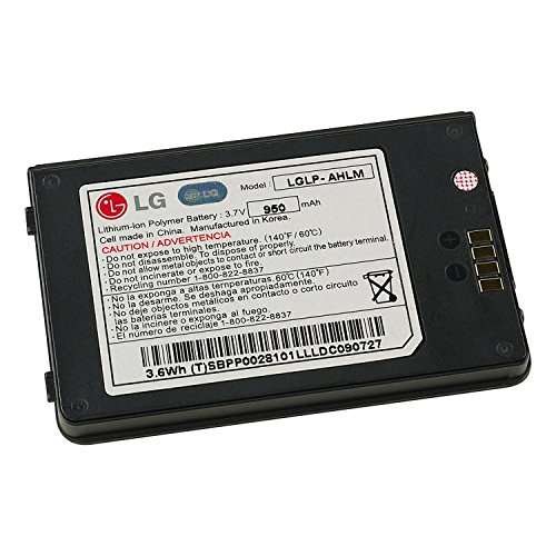 Standard GENERIC Li-Ion Battery For Verizon LG enV Touch VX11000 VX11K Cell Phone - Battery Env Touch Standard