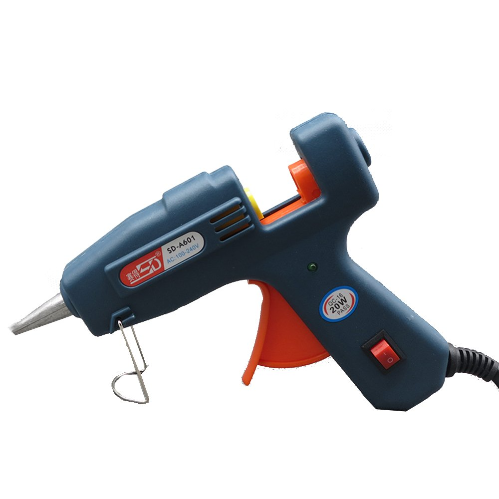 Hot Melt Glue Gun Temperature Of Heat Industrial Mini Thermo Repair Tool