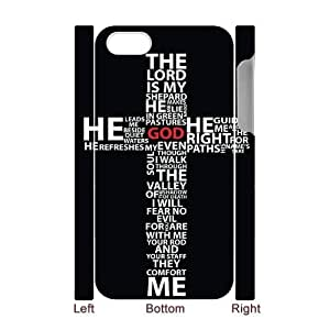 PCSTORE Phone Case Of Jesus Christ Cross For Iphone 4/4s