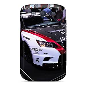 Galaxy S3 Case Cover With Shock Absorbent Protective EBHTwMy3297gzxYP Case