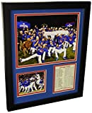 """Chicago Cubs - 2016 NLCS Champions 11"""" x 14"""" Framed Photo Collage by Legends Never Die, Inc. - Mound"""