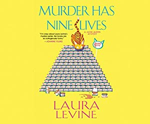 Murder Has Nine Lives Audiobook