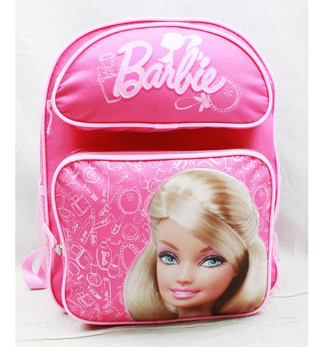 Mattel Medium Backpack Barbie Pink product image