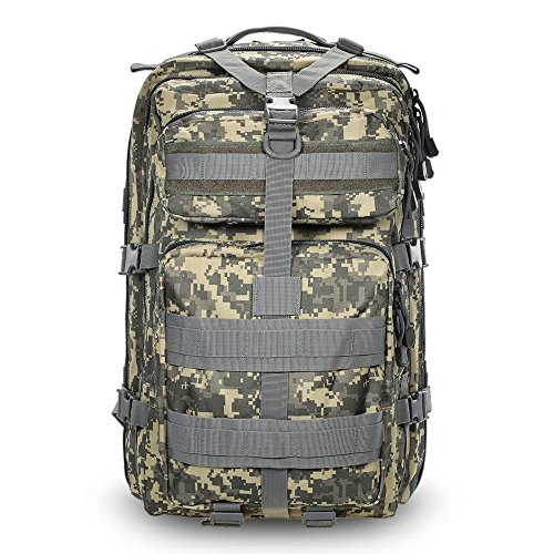 ABCAMO 45L Hunting Outdoor 3P Backpack by ABD OUTDOOR (Image #2)