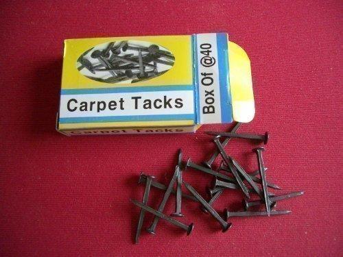 Carpet Tacks 25mm (1