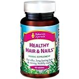 Healthy Hair & Nails, 500 mg, 60 herbal tablets