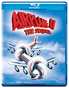 Cover Image for 'Airplane II: The Sequel'