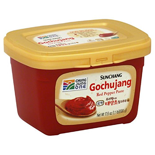 : Chung Jung One Sunchang Hot Pepper Paste Gold (Gochujang) 500g