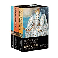 The Norton Anthology of English Literature, Package 1 (Includes Volumes A, B, C)