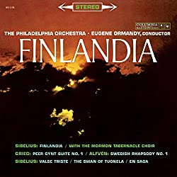 Image of the product Sibelius: Finlandia / that is listed on the catalogue brand of .
