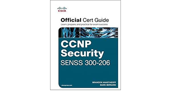 ccnp security 300-206 official cert guide pdf