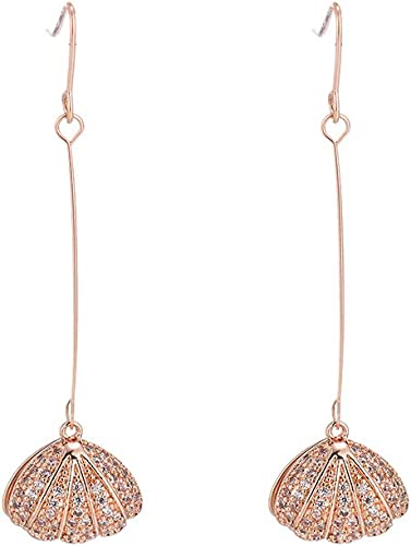 1 pair gold-plated silver Leverback earring kz 1