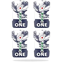 Skin For DJI Inspire 1 Drone Battery (4 pack) – One Mother Clucker | MightySkins Protective, Durable, and Unique Vinyl Decal wrap cover | Easy To Apply, Remove, and Change Styles | Made in the USA