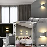 Modern LED Wall Sconce Lighting Fixture Lamps 7W