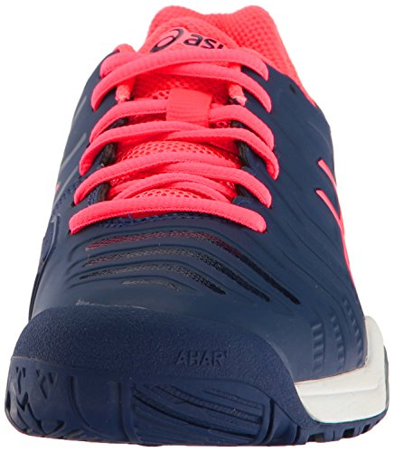 Zapatillas tenis rosa M Gel EE 5 mujer 11 para ASICS plata Challenger índigo UU Diva azul de rwp5WqCr