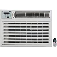 Arctic King WWK18CR72N 18,000Btu Remote Control Window Air Conditioner, White