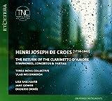 HENRI JOSEPH DE CROES: Symphonies, Concertos