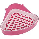 Petacc Hamster Toilet Small Animal Potty Trainer