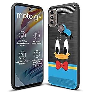 Fashionury Motorola G40 Fusion/Motorola G60 Printed Rugged Armor Designer Pouch Mobile Back Cover -HB019