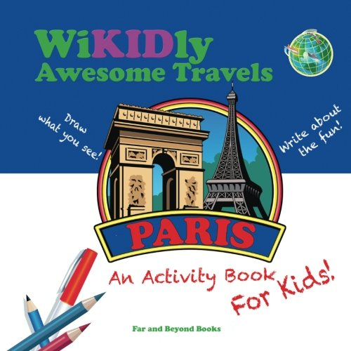 WiKIDly Awesome Travels Paris Activity product image