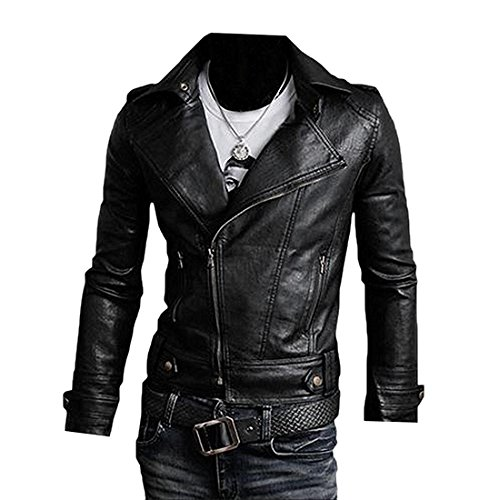 KEBINAI Mens Vogue Lightweight Padded Hooded Puffer Jacket Down Coat