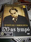 120-as Tempo / Hungarian Region 2 PAL DVD / Kabos Gyula, Murati Lili / Magyar Film